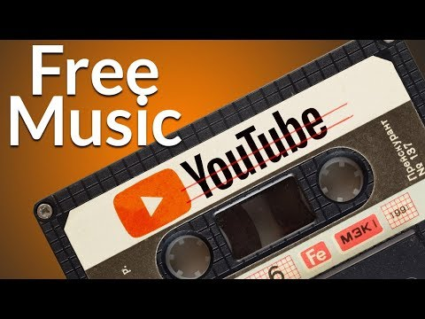 Free Music on YouTube for Your Podcast