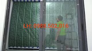 Bạt và Lưới An Toàn Ban Công Tại Chung Cư Lideco Trần Hưng Đạo - Hạ Long - Quảng Ninh