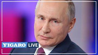🔴Flambée des prix du gaz : Poutine rejette toute responsabilité