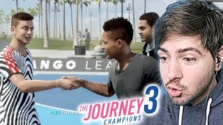 A. HUNTER CONHECE DYBALA!!! THE JOURNEY 3 - EP 10!