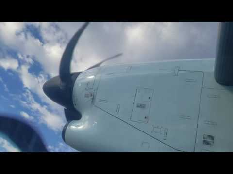 Sault Ste Marie YAM To YYZ - 4K