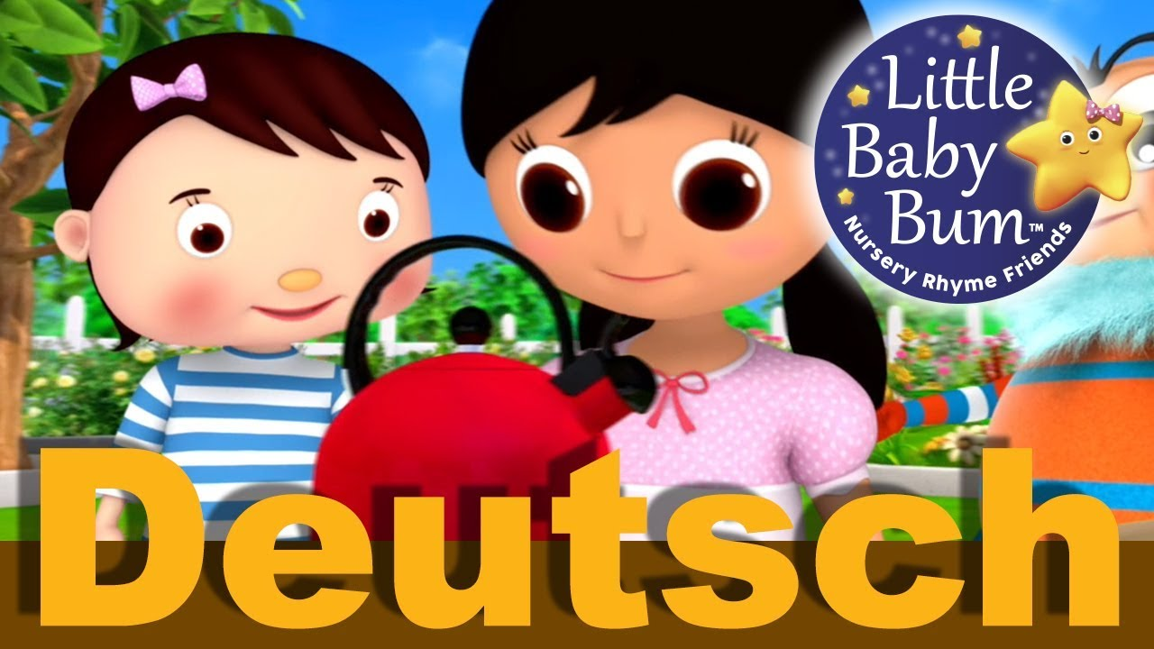 Polly setz den Kessel auf | Kinderlieder | LittleBabyBum - YouTube