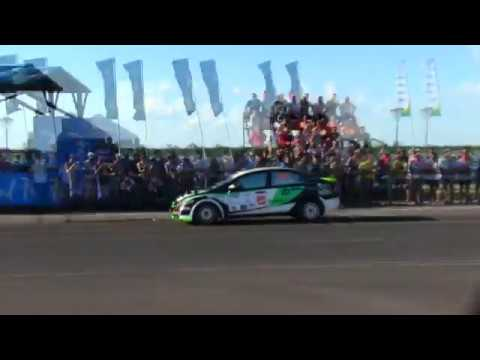 #RallyPy Súper Prime Copa Asunción 2017 Resumen F2