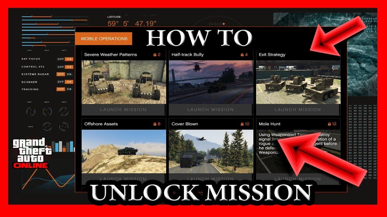gta online heist unlock list