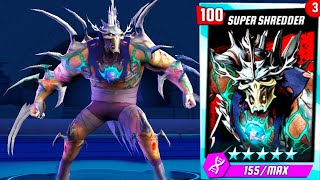 Super Shredder - Teenage Mutant Ninja Turtles Legends