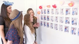 Minnie's Fashion Challenge - Magazine Layout - Official Disney Channel UK HD