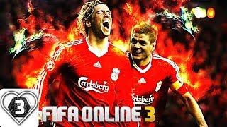 I Love FIFA   Khoảnh Khắc Cặp Đôi Torres & Gerrard SS08 +8 TUNG HOÀNH Với Dàn Team +8 LIVERPOOL