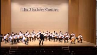 東京農業大学農友会ギター部 多摩市民館にて第31回ジョイントコンサート...