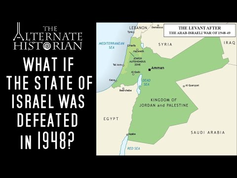 What If The State Of Israel Was Defeated In 1948?