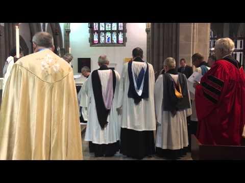 Collation of The Venerable Mark Ireland, Archdeacon of Blackburn