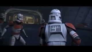Clone Wars Shock Troopers Tribute