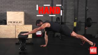 54 Ways to do the Stepup