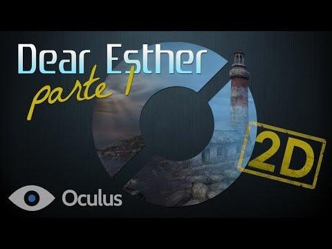 Dear Esther Parte 1 - Oculus Rift: GAMEPLAY
