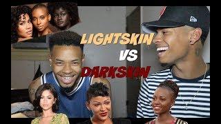 LIGHTSKINS VS DARKSKINS (MUST SEE!!)