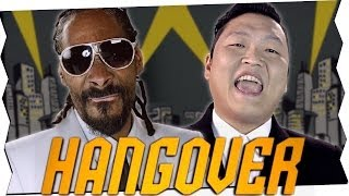 PSY - HANGOVER feat. Snoop Dogg (Parodie)
