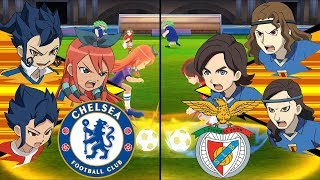 [Full HD 1080P] Inazuma Eleven UCL ~ Chelsea vs Benfica ※Pokemon Anchor※