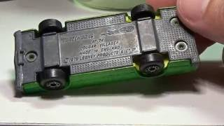 Quick Tip: Polish the base of a die cast car without taking it apart