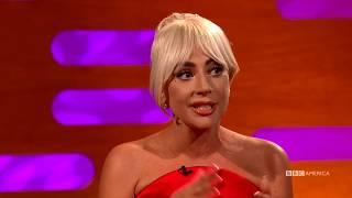 Lady Gaga & Bradley Cooper's Instant Musical Chemistry   The Graham Norton Show   BBC America