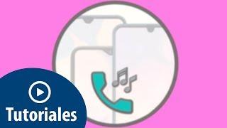 Cómo cambiar el tono de llamada en un Samsung Galaxy A30, A40 o A50