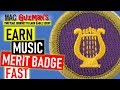 What is Music Merit Badge - Easiest to earn in Scouts BSA