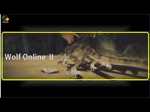 Soon to be released Wolf Online 2 in 2019