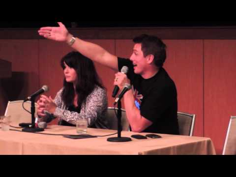 Boston Comic Con 2014   Torchwood Panel featuring Eve Myles & John Barrowman