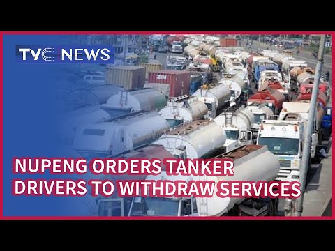 Update: Petroleum Tanker Drivers Withdraw Services In Lagos