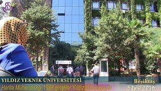 23 yıl aradan sonra Yıldız Teknik Üniversitesinde buluşma