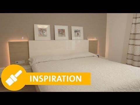 Schlafzimmer streichen und gestalten, ADLER