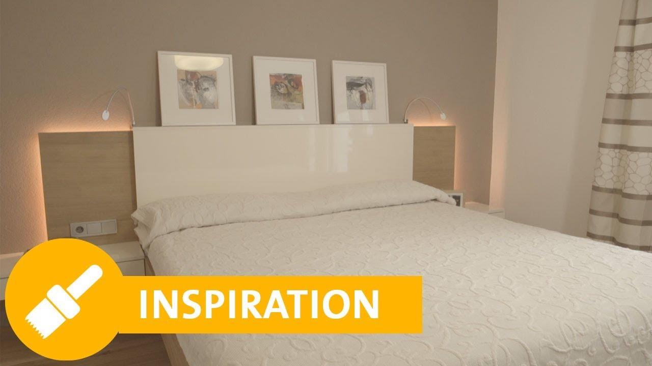 Schlafzimmer streichen Tipps zur richtigen Farbe
