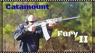 Catamount Fury II 12ga Semi Automatic Shotgun Review (HD)