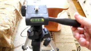 Универсальный штатив для видеокамеры и мобильного телефона с AliExpress(, 2016-06-24T15:13:36.000Z)
