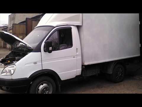 Изготовление промтоварного фургона на Газель