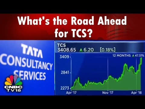 What's Hot | TCS & the $100 Bn Milestone: What's Road Ahead for TCS? | CNBC TV18
