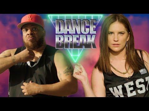 Tahir vs. Heidi | Dance Break