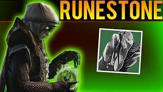 Destiny The Taken King - BLACK HAMMER RUNESTONE - DISMANTLING BLACK HAMMER - What Is A Runestone