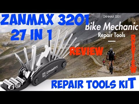 Bike Repair Kit with 27 Tools   GearBest Shopping Online