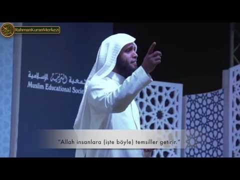 Nur Suresi ancak bu kadar güzel okunabilirdi! ᴴᴰ Mansur al Salimi منصور السالمي