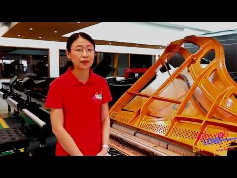 "Koh Lee Ching (Cristofori Music School) - ""The Reason Why I Love Singapore"""