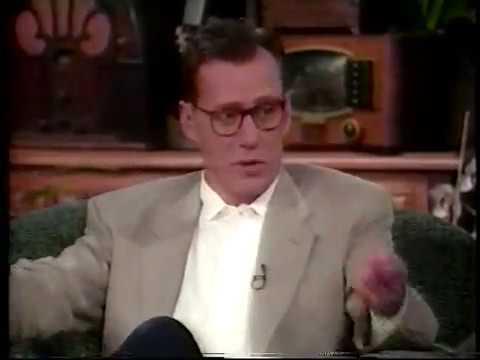 JAMES WOODS INTERVIEW 1992