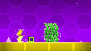 GEOMETRY DASH SPIKE AFTER SPIKE COMPLETED!! MY OWN LEVEL!!