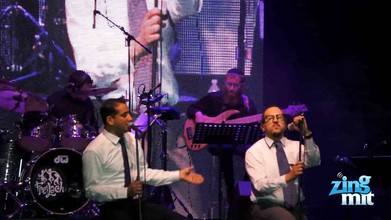 Beautiful Lipa & Chaim Yisrael Duet Live in Concert