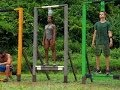 Survivor: Cagayan - Immunity Challenge:  Keep On Your Toes