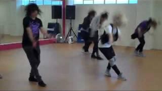 Infinite's winning hip-hop routine