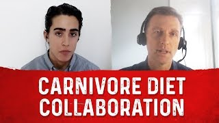 Dr. Berg and Frank Tufano on the Carnivore Diet
