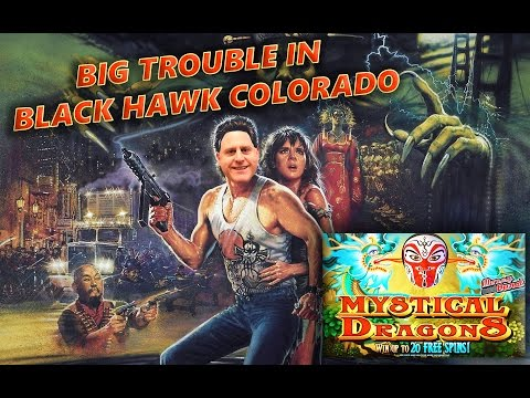🐉 Big Jackpot Trouble In Black Hawk Colorado! 🐲
