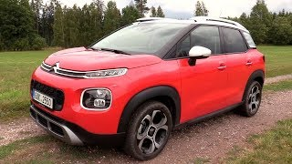 New 2018 Citroën C3 Aircross | Detailed Walkaround (Exterior, Interior)