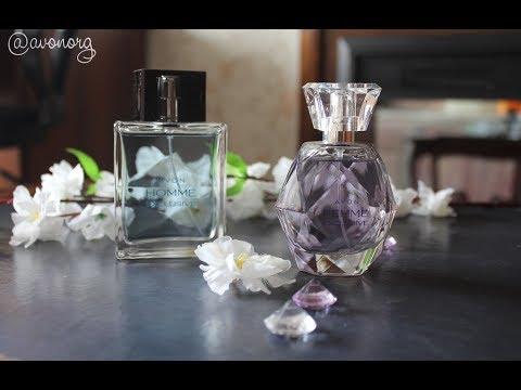 Avon Femme Exclusive и Avon Homme Exclusive (Фам и Ом Эксклюзив) новинки 2017