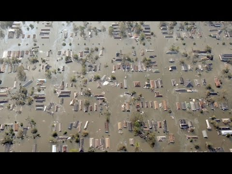 Hurricane Katrina (2005) - The Story of Damage & Facts