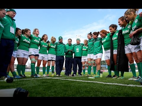 My rugby Journey: Ireland Women | Womens Six Nations